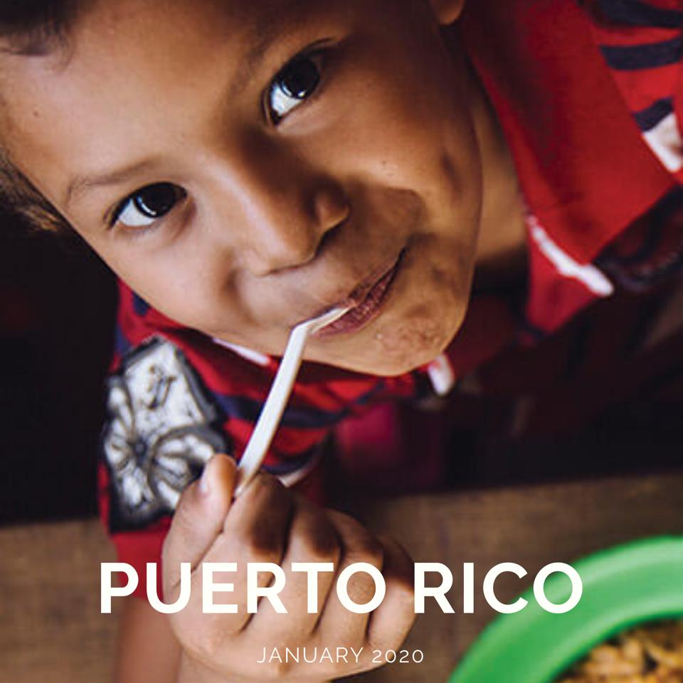 Puerto Rico 2020 Mission